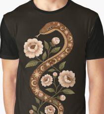 Camiseta gráfica Hechizos de serpiente