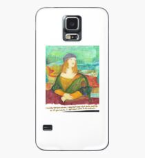 Monalisa- Parks And Rec Case/Skin for Samsung Galaxy