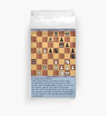 #Chess, #play chess, chess #piece, chess #set, chess #master, Chinese chess, chess #tournament, #game of chess, chess #board, #pawns, #king, #queen, #rook, #bishop, #knight, #pawn Duvet Cover