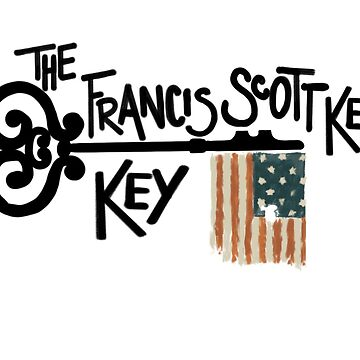 The West Wing Francis Scott Key Key by NowTheWeather