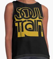 SOUL TRAIN (YELLOW) Contrast Tank