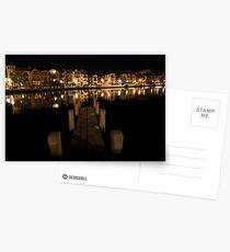 The Wharf Postcards