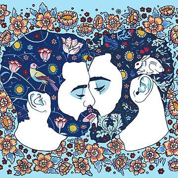 Heidelberg Lovers by vilelavalentin