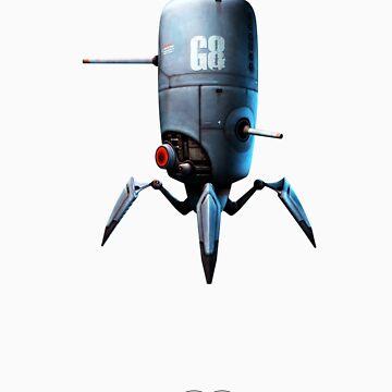 Sputnik Grounded by atomgrinder