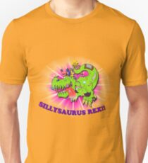 Sillysaurus! Unisex T-Shirt