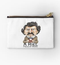 A Riel Piece of Work Studio Pouch