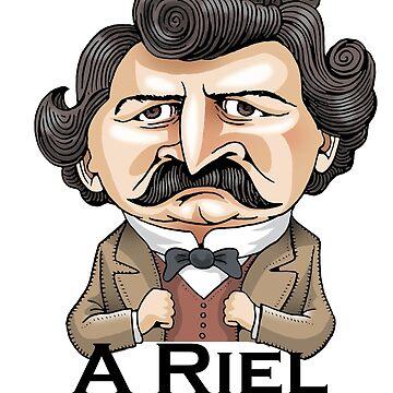 A Riel Piece of Work by MacKaycartoons