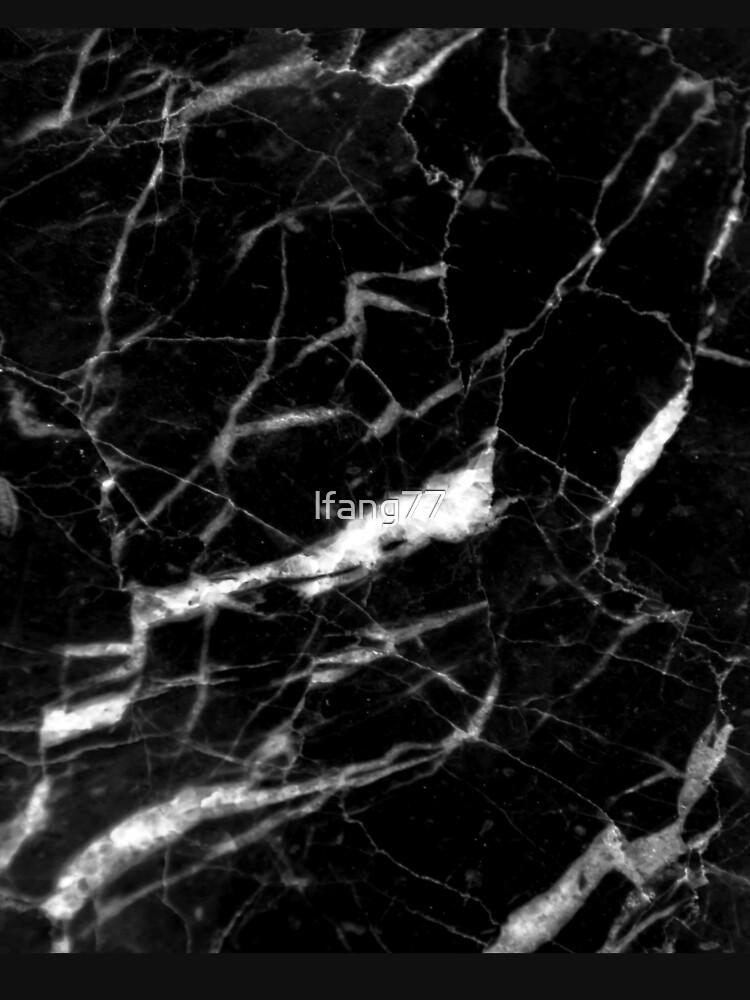 abstrakter moderner schicker minimalistischer grauer schwarzer Marmor von lfang77