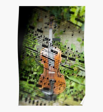 """Music Maestro Please"" Poster"