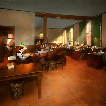 Jobs Other - Office - Its news worthy 1899 by mikesavad