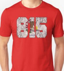 ALWAYS REPPIN' THE 815 Unisex T-Shirt