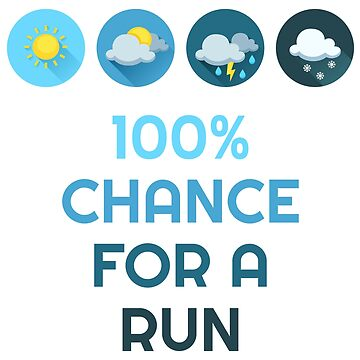 100% chance for a run by studioivito
