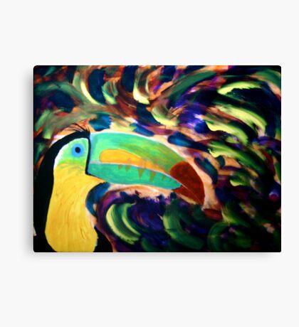 Keel Billed Toucan Canvas Print