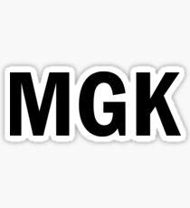 MGK//MGK Sticker