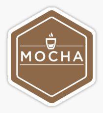 MochaJS Sticker