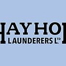 HAYHOE LAUNDERERS LTD. by Clayton Hickman