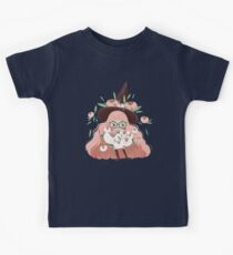 Cute witch Kids Tee