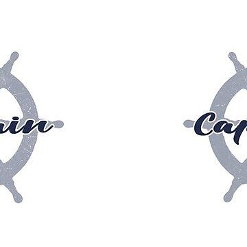 Captain  by Jess-P