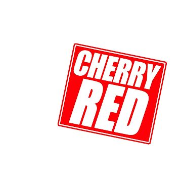 Anthologised By Cherry Red by banoffeesound