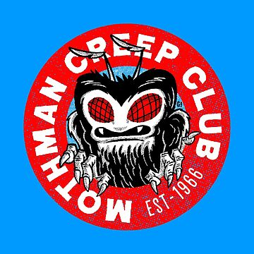 Mothman Creep Club von Gimetzco