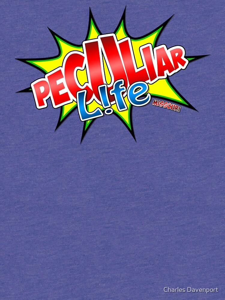 Peculiar Life by cdavenport4