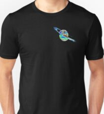 Earth Split Unisex T-Shirt