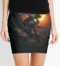 Shadow Mini Skirt