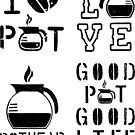 Good Pot Sticker Pack by GoodPotGoodLife