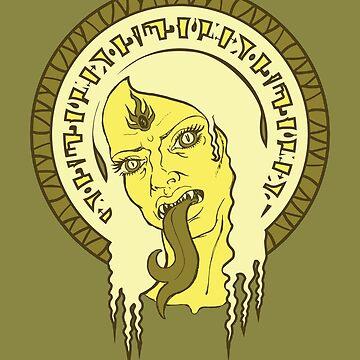 Demon woman by saraadrian