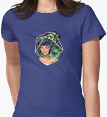 Clover Women's Fitted T-Shirt