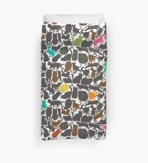 Cats! Duvet Cover