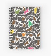 Cats! Spiral Notebook