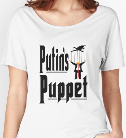 Putins Puppet Trump Women's Relaxed Fit T-Shirt