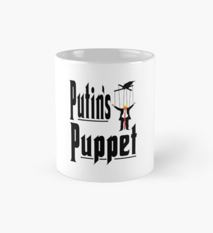 Putins Puppet Trump Mug