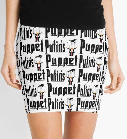Putins Puppet Trump Mini Skirt