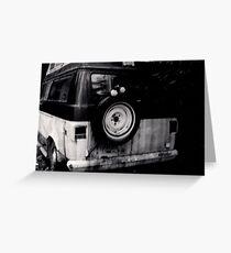 Car 5/6 Greeting Card