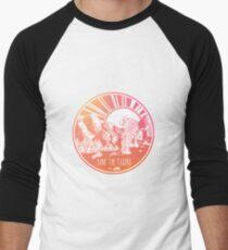 Save the Tigers! Men's Baseball ¾ T-Shirt
