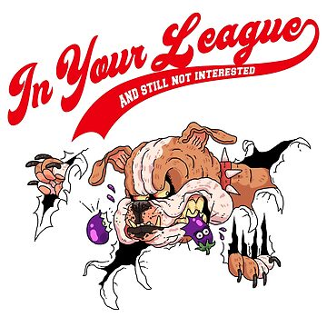 In your league by GraceGogarty