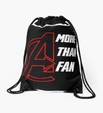 More Than A Fan  Drawstring Bag