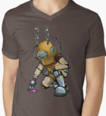 Deep Sea Diver - Big Daddy (Coloured) Men's V-Neck T-Shirt