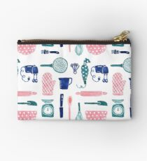 Baking Tools Pattern Studio Pouch