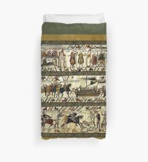 Bayeux Tapestry Duvet Cover