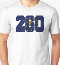 ALWAYS REPPIN' THE 260 Unisex T-Shirt