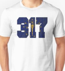 ALWAYS REPPIN' THE 317 Unisex T-Shirt