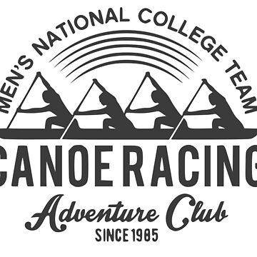 Canoe Racing Club by Mommylife