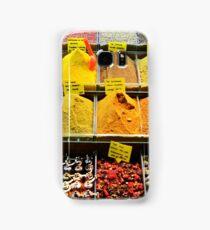 Spicy Samsung Galaxy Case/Skin