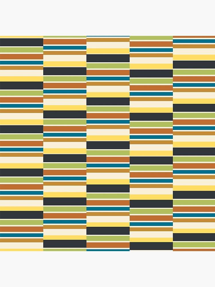 Cuba Street Stripe by MeredithWatson