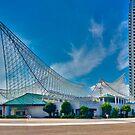 Kobe Maritime Museum by Christophe Mespoulede