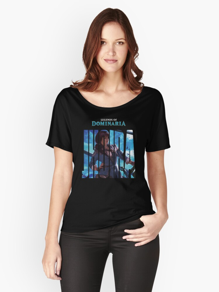 """Dominaria Jhoira"" Women's Relaxed Fit T-Shirt by Arkatos ..."