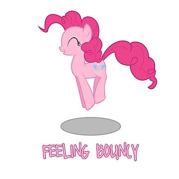 PInkie Pie: Feeling Bouncy by sireesanwar